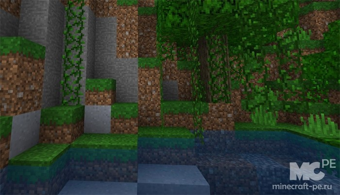 Текстуры Vanilla Alternative [1.2.x]