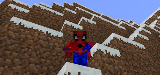 Аддон Spiderman's Webshooters