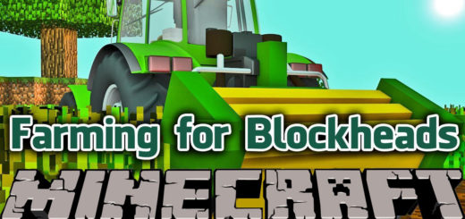 Мод Farming for Blockheads 1.12.2 [PC]