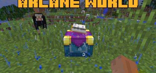Мод Arcane World 1.12.2 [PC]