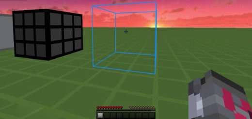 Мод Block Overlay 1.8.9 [PC]
