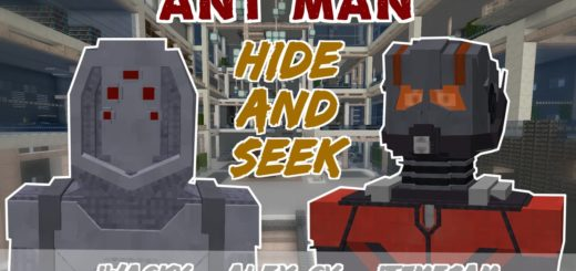 Карта Hide And Seek - Ant Man 1.12.2 [PC]