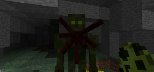 Мод Meshinator's Mobs 1.12.2 [PC]