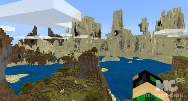 Карта Aphrodite Amplified World Ported