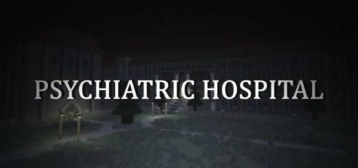 Карта Psychiatric Hospital [PC]